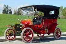 Beautiful Early Brass Model T's  / by DeWitt Harkness