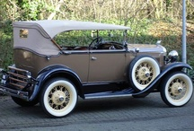 Life & Times of the Model A /   / by DeWitt Harkness