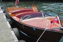 Wooden Boat Classics / by DeWitt Harkness