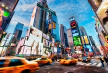 """New York, My Dream / """"There Is Something In The New York Air That Makes Sleep Useless."""" ― Simone De Beauvoir"""