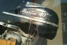 Beautiful Old Outboards / by DeWitt Harkness
