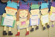 Kindergarten / kindergarten classroom activities / by First Grade Blue SKies