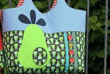 Bags To Sew / by Brit Wellens