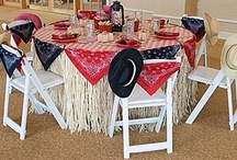Country Western Party / by Debbie Shrum