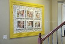 Pictuure Frames & Layouts / by Jessica Hare