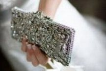 Pretty Clutches for the Wedding Day