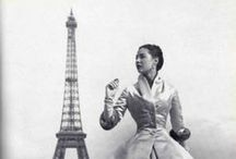 Creative shoot  - 50s Parisian couture