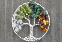 The Tree and The Wheel / Secular Paganism, mindfulness, Tree of Life, Wheel of the Year.
