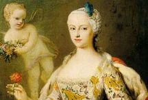 1750's fashion