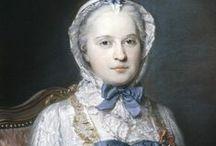 1740's fashion