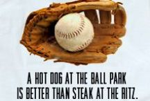 For the Love of the Game / baseball....