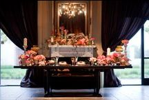 Alyssia's Style / Romantic heirloom with pops of color...