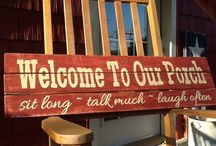 Signs / by Debbie Dippold Caggiano