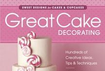 Great Cake Decorating / Buy Great Cake Decorating: http://amzn.to/2uajaKp Fondant Cake Decorating, Wedding Cakes, Birthday Cakes, Anniversary Cakes, Kids Cakes, Baby Shower Cakes, Cake Decorating Tutorials, Cake Decorating, Cupcakes, Fondant, How to Use Fondant
