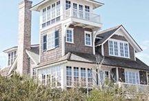 Beach House / Beach house decor and home design.