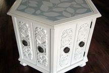 Repurposing  furniture