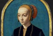 16th century fashion / by Agata Kurowska