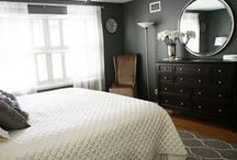 Planning: Master Bedroom / Brainstorming paint colors for wall.