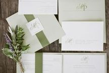 Wedding Invitations / Wedding invitation ideas & cool designs.