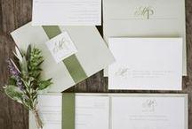 Wedding Invitations / Wedding invitation ideas & cool designs.