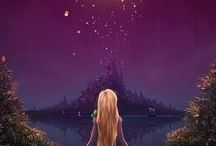 My Heart Beats For Disney! / Ariel, Belle, Rapunzel, Elsa, Anna, Cinderella, Aurora, Mulan, Snow White, Jasmine, Tiana, Pocahontas, Merida. I am a Disney girl and I will always be! I share the love with my family, especially my sister :D I have been to Disney World 3 times and I would go back right this second!