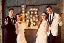 Wedding Decor Marquee Lights