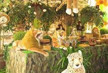 Jungle-Safari Party / by Debbie Shrum