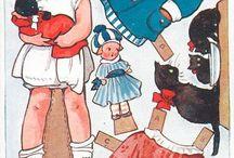 Paper Dolls / by Debbie Shrum