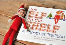 Elf On The Shelf / Cute Ideas to kep the game going!