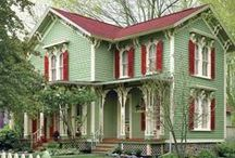 Cottage @ Green Valley Junction / My pins are your pins...enjoy pinning all you want. / by Donna Hardway Yoho