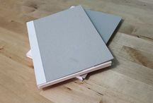 Artist book / Artist book produced in the developing of a master of artistic mediation