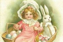 Vintage Easter With Maybe a New Smidge or Two / Easter Images
