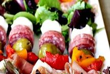 Appetizers / appetizers and finger food