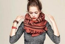 Scarves / Everything pertaining to this extremely flexible fashion accessory