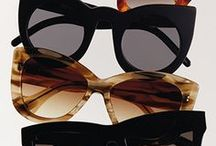 Eyewear / Fashion for the peepers