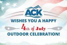 4th of July / by Austin Kayak