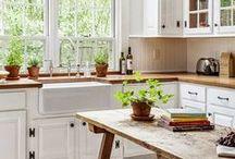 Kitchen Inspiration / kitchen inspiration for the home