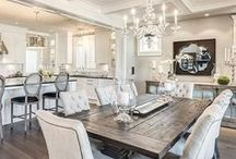 Dining Room Inspiration / dining room inspiration