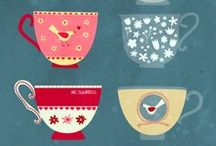 Cup Illustrations