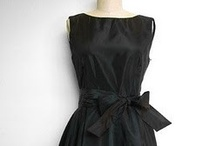 Famous Little Black Dress / Little Black Dress.  Did you really need more than that?