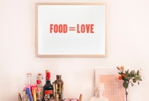 Wall Art / by Stephanie | Girl Versus Dough
