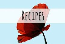 Recipes / Mmmmm. Recipes to test out on the kiddos.