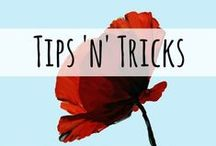 Tips 'n' Tricks / Useful tips, tricks, and hacks.