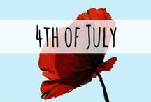 4th of July / Ideas for celebrating the 4th of July as a family with children.
