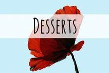 Desserts / Dessert inspiration. Lots of recipes for sweet treats.