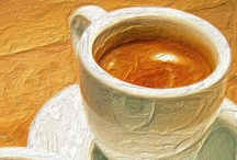 a cup of coffee / by Elio Sung