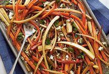 Gluten-free side dishes / by Rachel Suntop