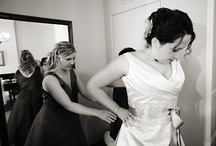 Wedding Day! / All of that work led up to a fantastic wedding day! / by Data, A Love Story