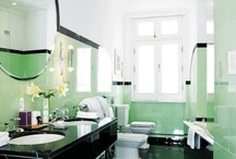 Pretty Powder Rooms / Ours (and the bathrooms) are next on the list (after the guestroom and library, anyhow).