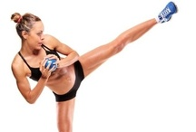 Fitness Fighter / by Francesca Marcelo
